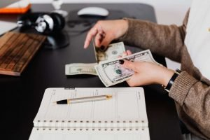 Creating a budget as a student