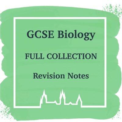 GCSE Biology AQA | All Chapters