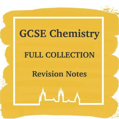 GCSE Chemistry AQA | All Chapters