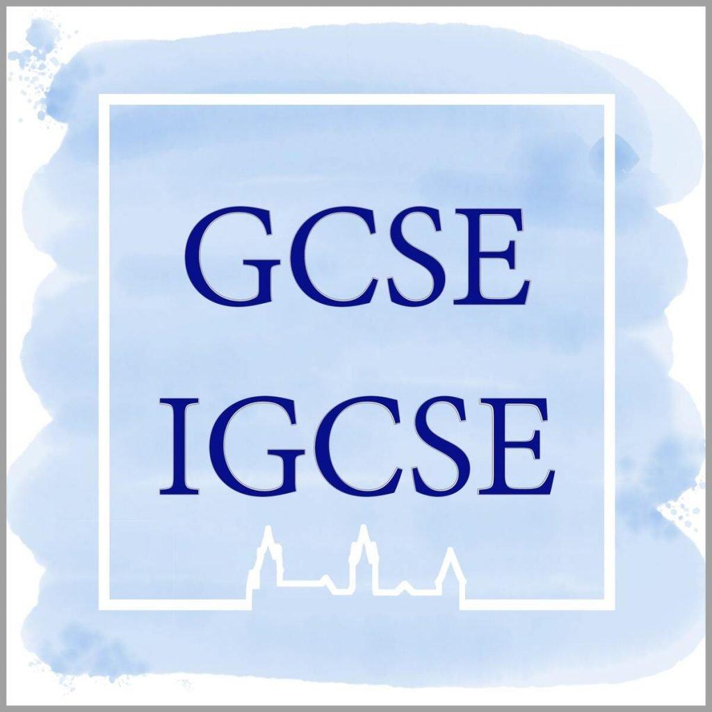 GCSE and IGCSE tuition