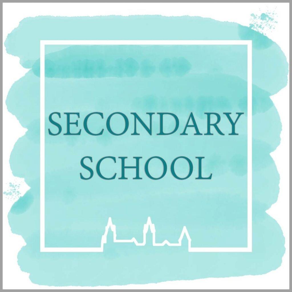 Secondary School KS3 and KS4 tuition