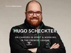 Hugo Scheckter Masterclass Profile